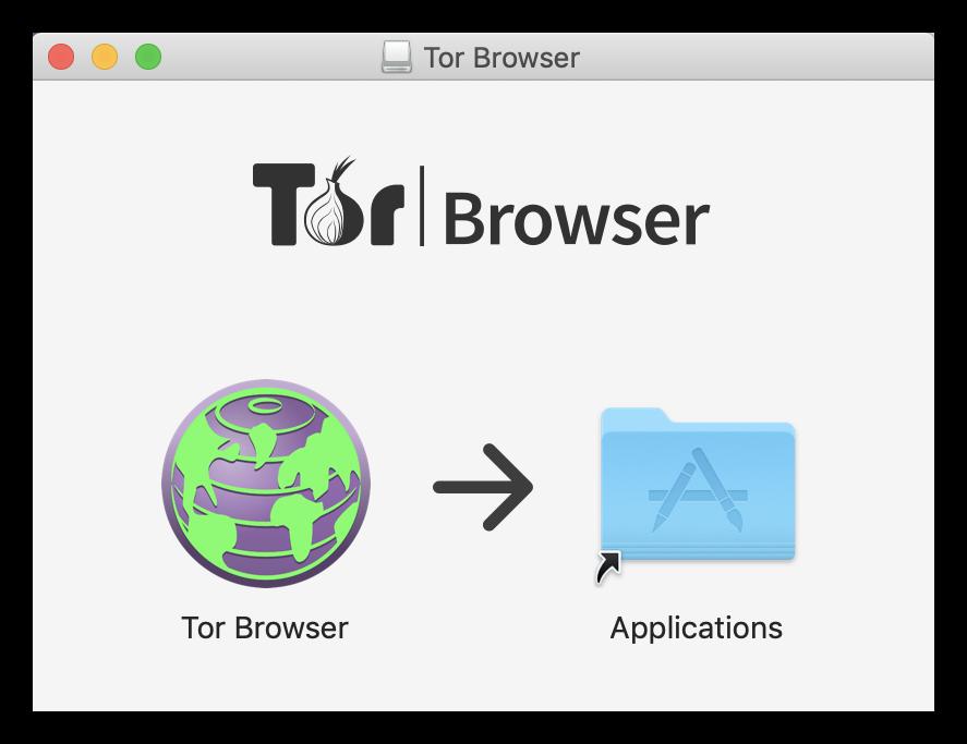 Как установить Тор Браузер в Мак ОС