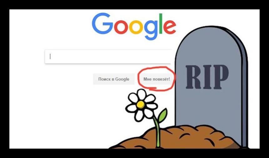 Почему не работает посик в Google Chrome