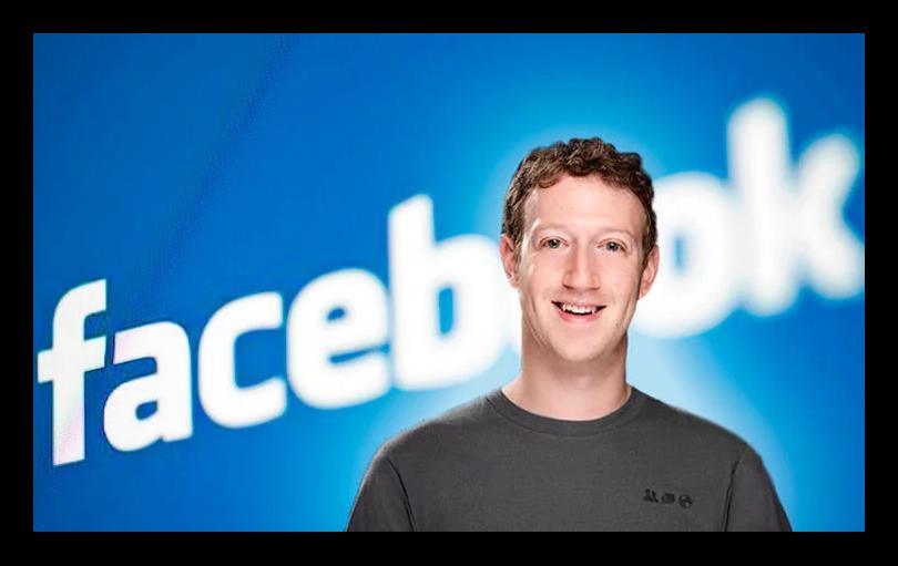 История фейсбука