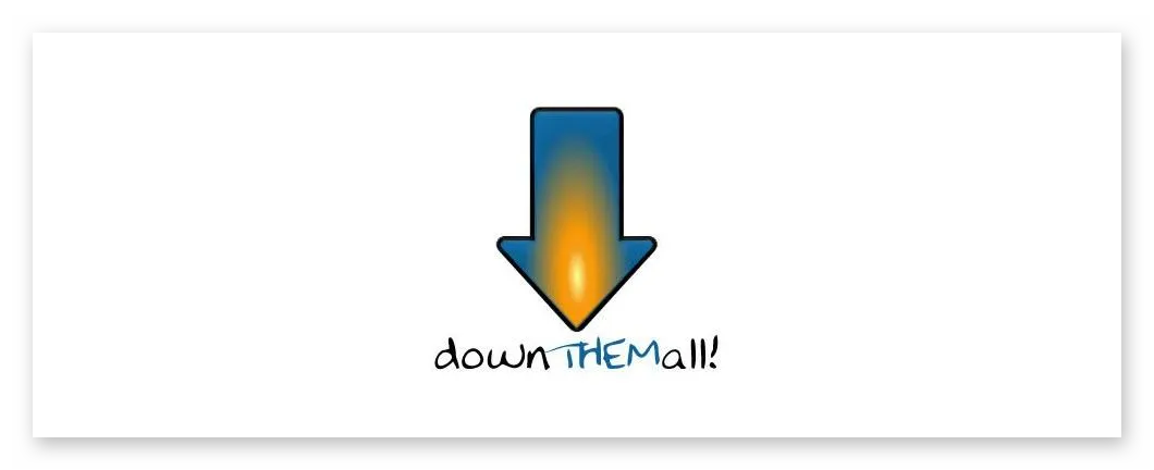 DownThemAll! для Firefox