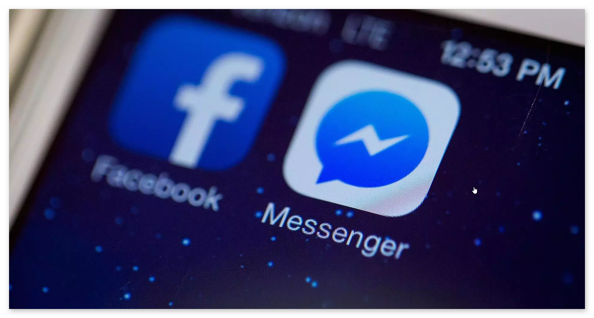 Facebook Messenger на Андроид