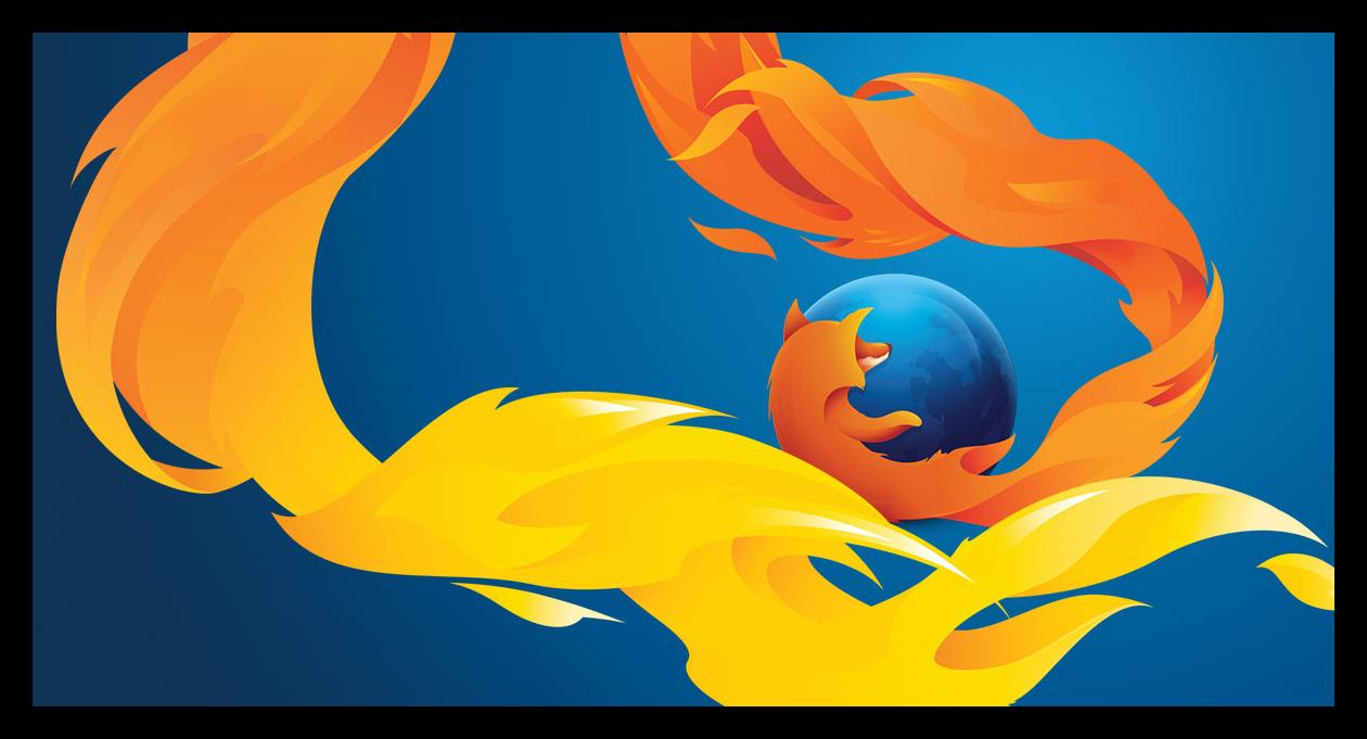 Горяие клавиши в браузере Firefox