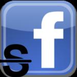 Зачеркнуть текст в Фейсбук