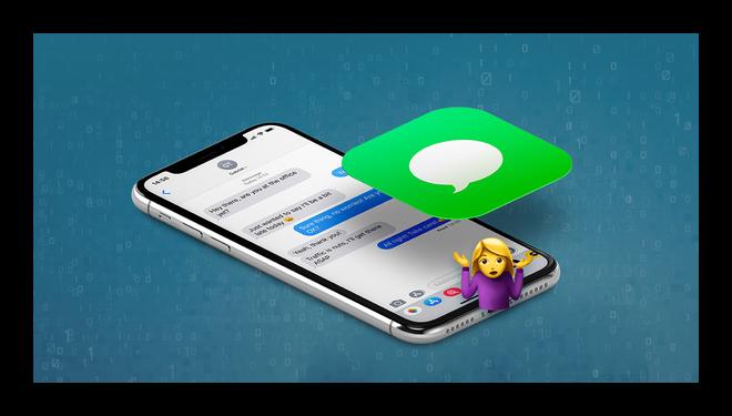 Как восстановить сообщения iMessage