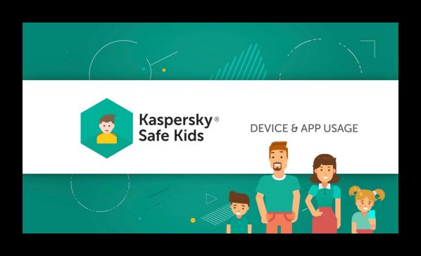Картинка Kaspersky Safe Kids