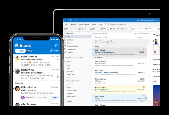 Картинка Microsoft Outlook