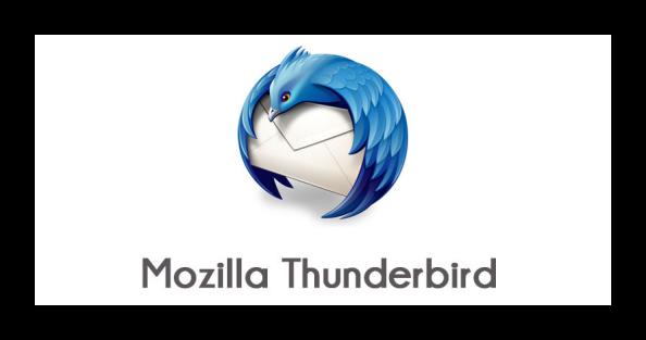 Картинка Mozilla Thunderbird