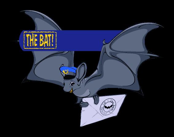 Картинка The Bat!
