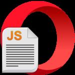 Настройки JavaScript в Opera