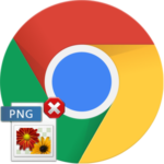 Не отображаются картинки в браузере Google Chrome