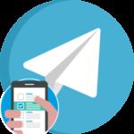 Опросы в Телеграм каналах