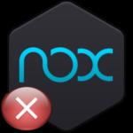 Ошибка в Nox App Player «Не поддерживается на вашем устройстве»