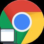 Открытие ссылок в новом окне в Google Chrome