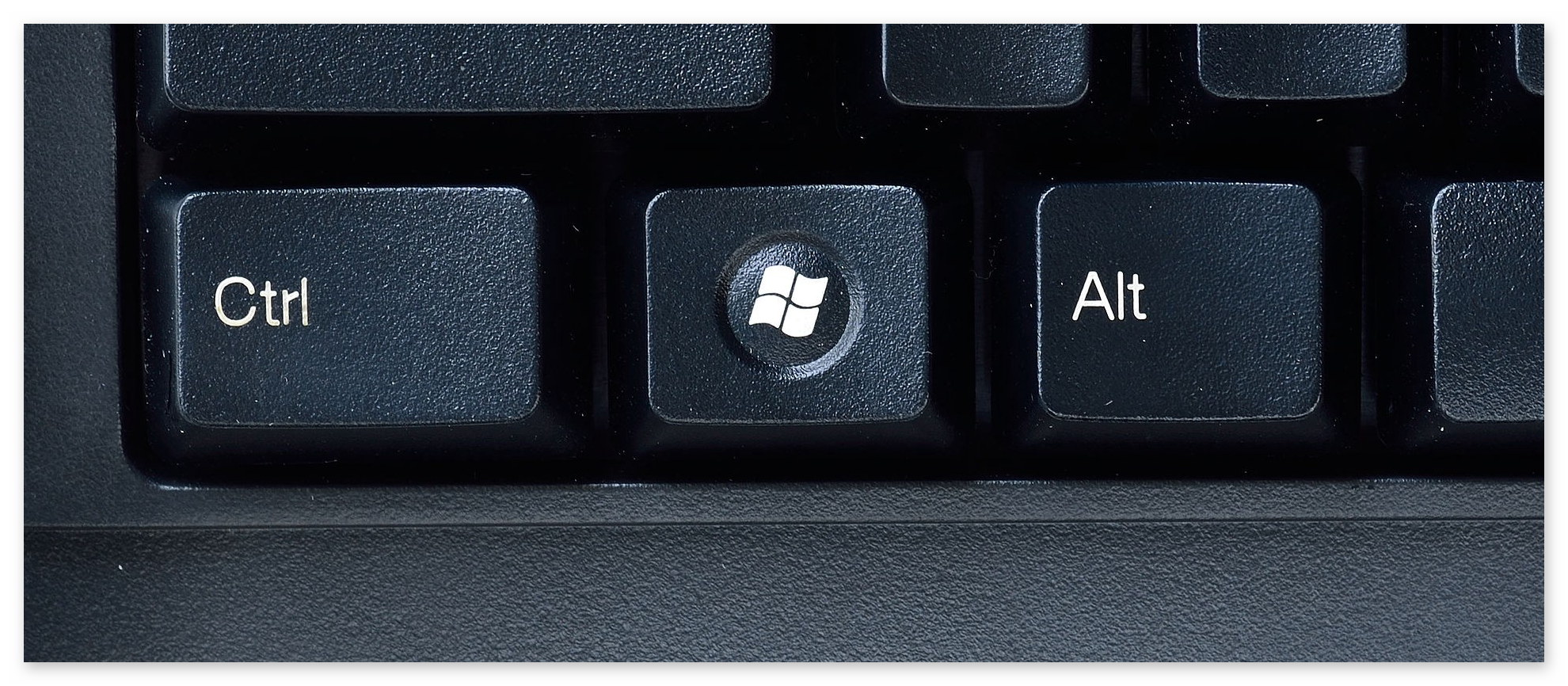 Клавиша Ctrl для открытия ссылки в новом окне в Хром