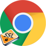 Oшибка подключения SSL в Google Chrome