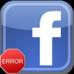 Исправление ошибки «Приложение Facebook остановлено»