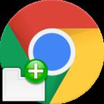 Как удалить New Tab из Google Chrome