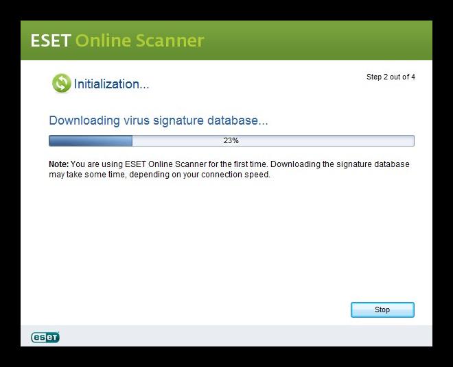 Сканирование системы на вирусы в Windows