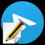 Как поменять имя в Telegram