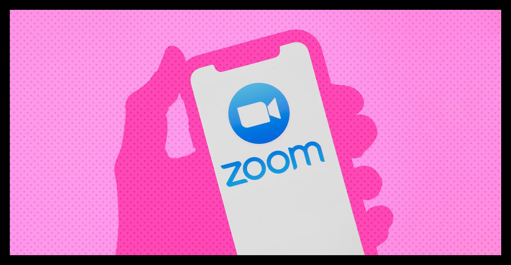 Настройки программы Zoom на IOS