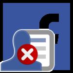 Как удалить друзей из Facebook